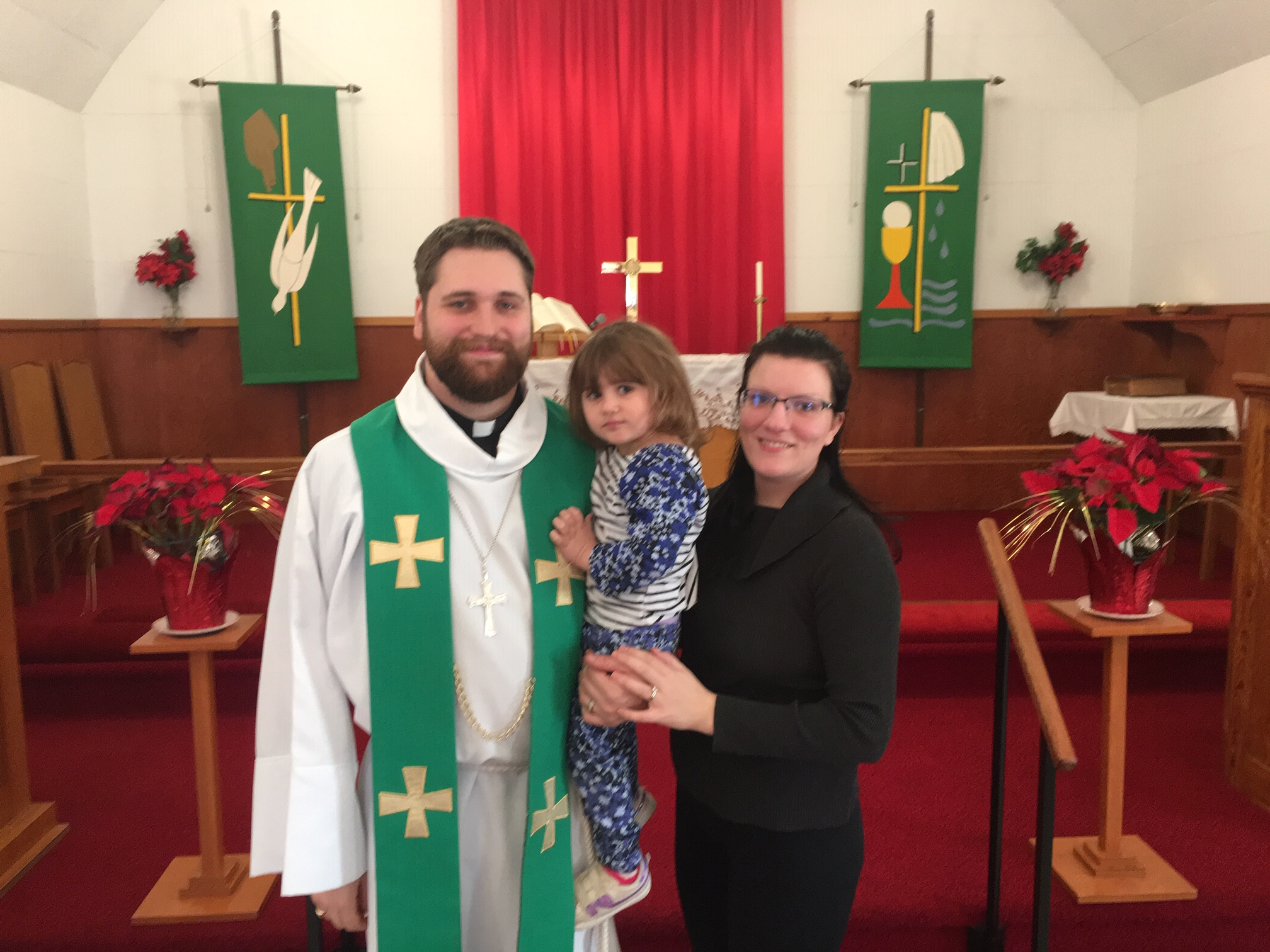 Our Pastor | West Kootenay Lutheran Churches